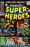 Marvel Super-Heroes (Vol. 1)  SE 1  VF/NM to MINT.   Small thumbnail graphic may/may not display actual item for sale.  Cover Scans of actual item may be available for valuable items by emailing orders1@oldmold.com.