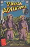 Strange Adventures  1  VG/FN to FN+.   Small thumbnail graphic may/may not display actual item for sale.  Cover Scans of actual item may be available for valuable items by emailing orders1@oldmold.com.