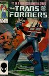 Transformers, The  1  VF/NM to MINT.   Small thumbnail graphic may/may not display actual item for sale.  Cover Scans of actual item may be available for valuable items by emailing orders1@oldmold.com.